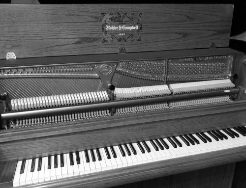 Piano Tuning Care